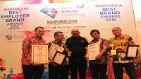 Telin toreh prestasi di Indonesia Best Employer Brand Awards 2018