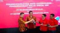 Telkomsel gaet DIVA untuk T-Kiosk