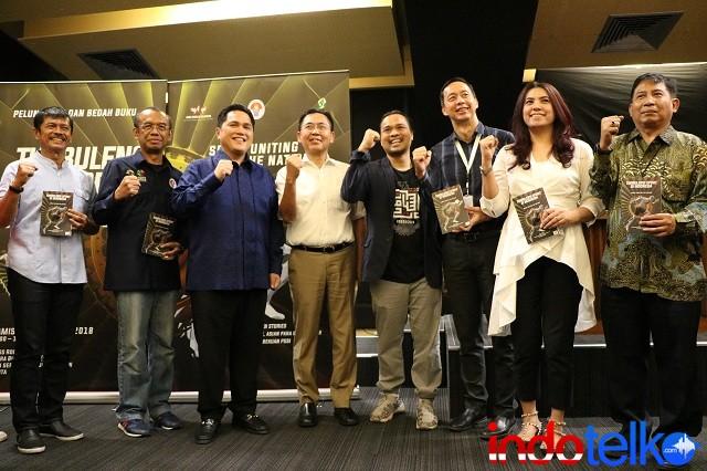Acara Peluncuran dan Bedah Buku Turbulensi Sport Di Indonesia