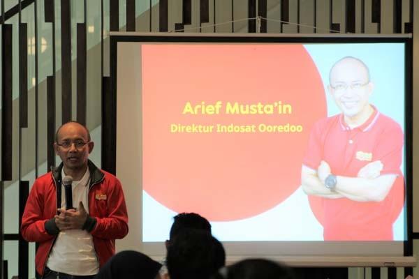Indosat Ooredoo kembangkan program