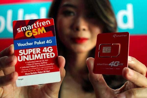 Smartfren perluas layanan roaming internasional