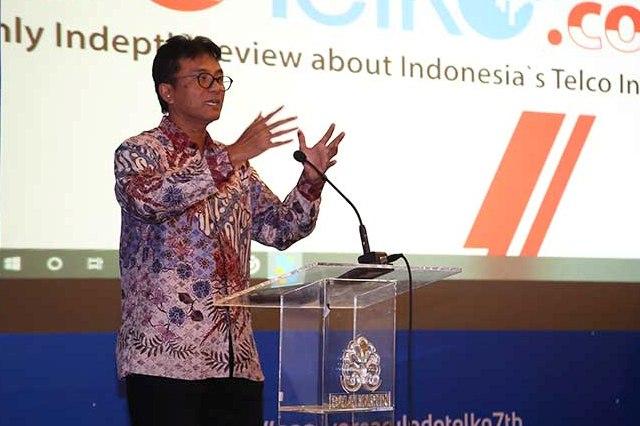Para Pembicara Acara Hut Indotelko Ke 7 yang bertemakan IoT for Making Indonesia 4.0