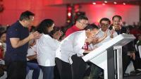 "Jokowi resmikan ""The Telkom Hub"""
