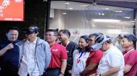 The Telkom Hub hadir, Jokowi: Pekerjaan berat baru dimulai