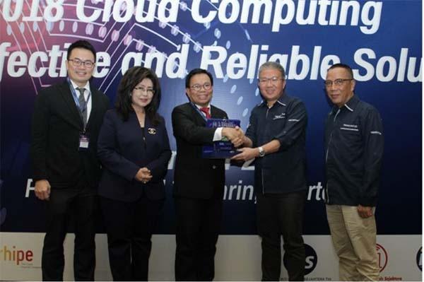 Ini perusahaan pertama di ASEAN yang mengadopsi solusi Hitachi Unified Compute Platform dengan SAP HANA