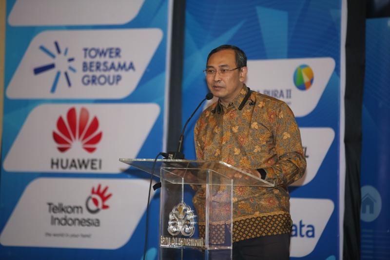 Bapak Teguh Prasetya Founder IoT Forum