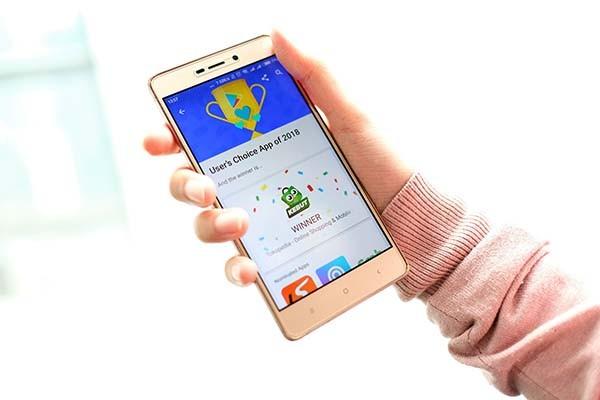 Aplikasi Tokopedia dianggap terbaik di Google Play