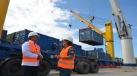 Pelindo 1 makin digital dengan Indonesia Gateway Master Terminal