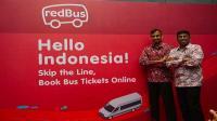 redBus ekspansi ke Indonesia