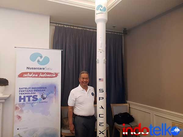 Satelit Palapa-N1 akan diintegrasikan Agustus mendatang
