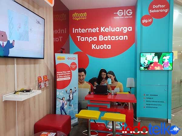 Nokia dan IndosatM2 sediakan akses WiFi pintar