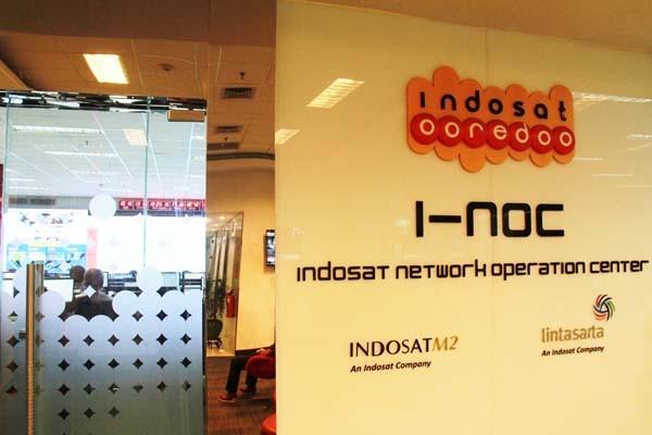 2018, Pendapatan Indosat anjlok 23%
