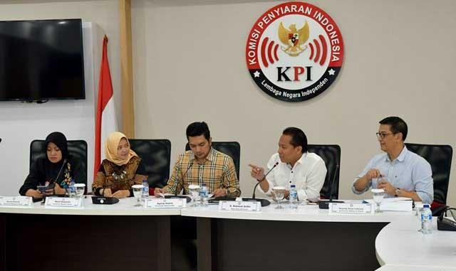 Jokowi diminta tunda pelantikan komisioner KPI