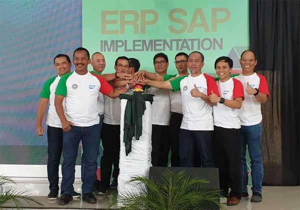 Semen Baturaja gandeng Telkom untuk implementasi SAP
