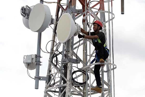 Kominfo pantau jaringan telekomunikasi jelang lebaran 2019