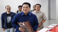 Jokowi percayakan posisi Menteri BUMN ke Erick Thohir