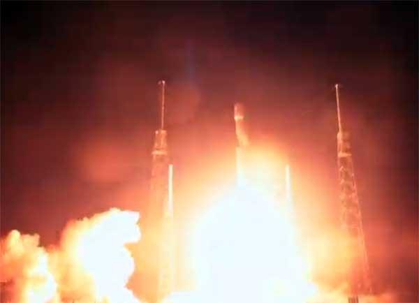 4 Maret, Satelit Nusantara Satu diperkirakan sampai di orbit