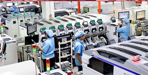 Aturan TKDN bikin industri elektronika merekah