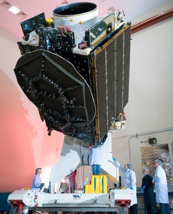 Peluncuran satelit Nusantara Satu molor ke 22 Februari