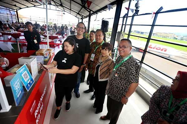 GO-FOOD Festival hadir di Bandara Husein Sastranegara