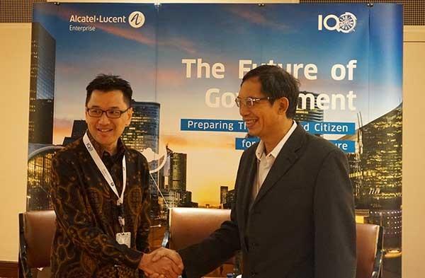 Cara Alcatel-Lucent Enterprise wujudkan e-Government