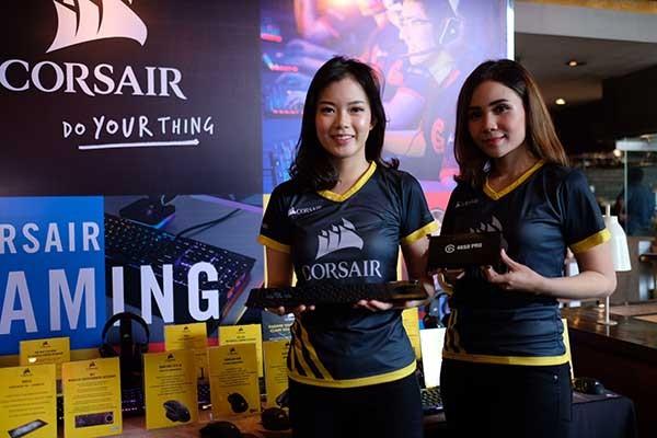 Corsair optimis dengan pasar periferal gaming