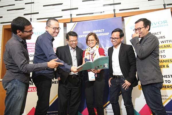 Endeavor Indonesia berhasil akselerasi kinerja pengusaha