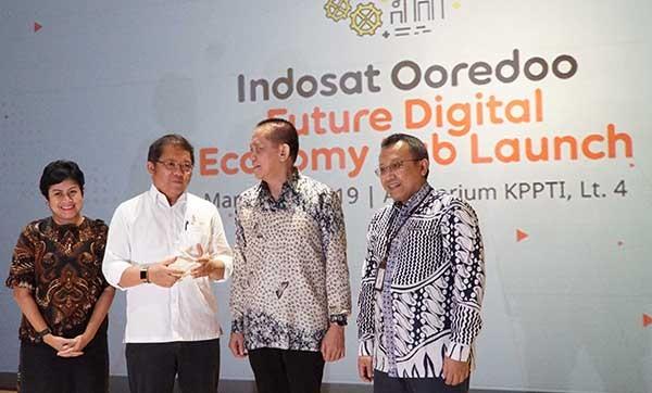 Sempat cabut, Indosat kembali garap bisnis digital