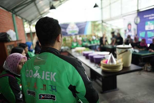 2018, GOJEK berkontribusi Rp44,2 triliun bagi perekonomian Indonesia