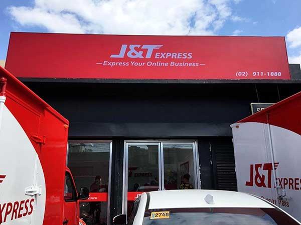 J&T Express sudah layani 100 juta pelanggan