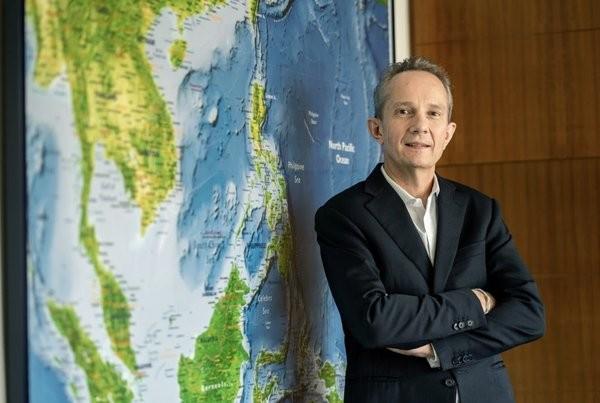 Nicolas Bouverot pimpin bisnis Thales di Asia Tenggara