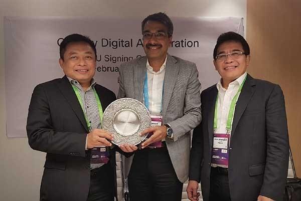 Kembangkan 5G, Telkomsel gaet Huawei dan Cisco