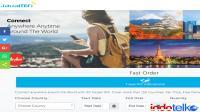JavaMifi resmi gandeng AirAsia