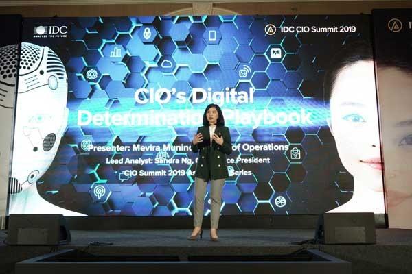 Ini resep IDC bawa perusahaan tetap kompetitif dalam ekonomi digital