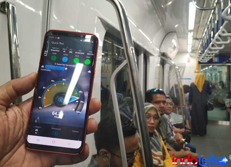 Trafik streaming di Smartfren naik selama Lebaran 2019