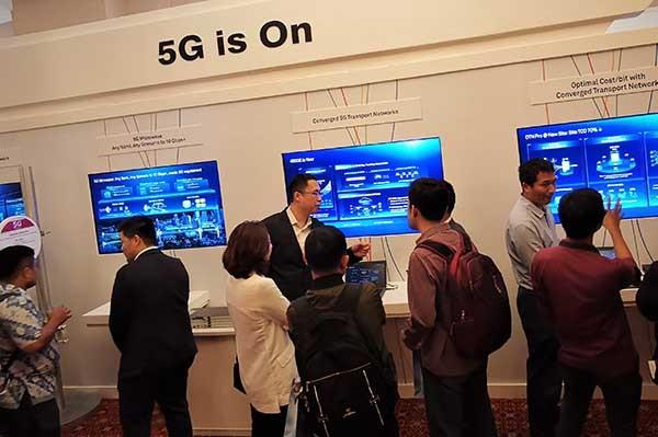 Huawei mulai rayu operator dengan inovasi 5G