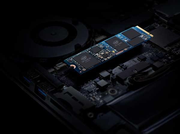 Intel satukan teknologi Optane dan QLC NAND dalam satu drive