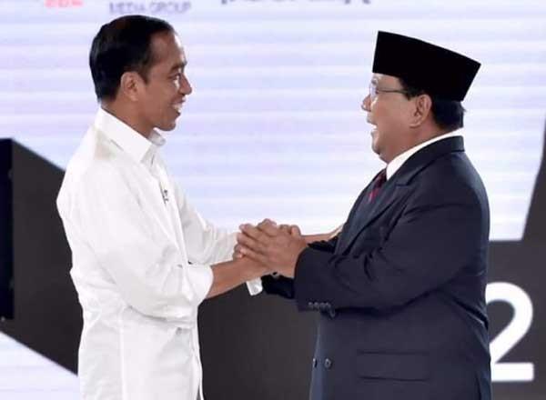 Jelang Final Battle, ini peta kekuatan Jokowi-Prabowo di medsos