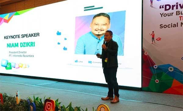 Bahas fenomena Medsos, TelkomGroup gelar Social Media Day 2019