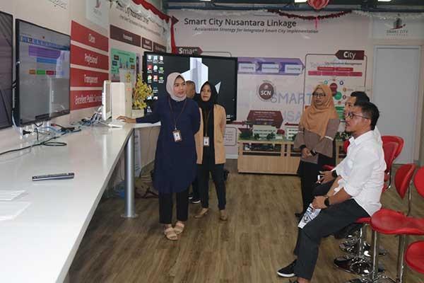 Pemkab Bolaang Mongondow Selatan lirik platform smart city nusantara