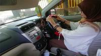 Grab bekali mitra pengemudi pelatihan P3k