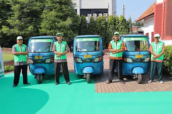 GrabBajay resmi beroperasi di Jakarta