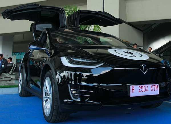 Perpres mobil listrik ditandatangani, ini strategi pengembangannya