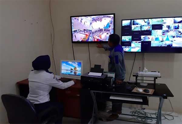 Kemenhub pantau kesiapan angkutan lebaran udara via CCTV