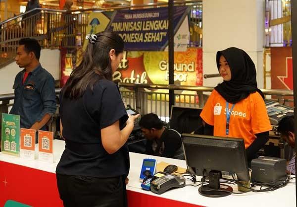 Shopee kuasai pasar eCommerce Indonesia