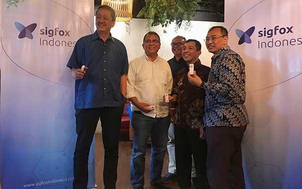 Erick Thohir tunjuk bos Sigfox Indonesia pimpin Garuda