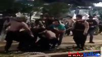 Jakarta membara, pemerintah batasi akses ke medsos
