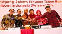 Ririek Adriansyah gantikan Alex J. Sinaga pimpin Telkom
