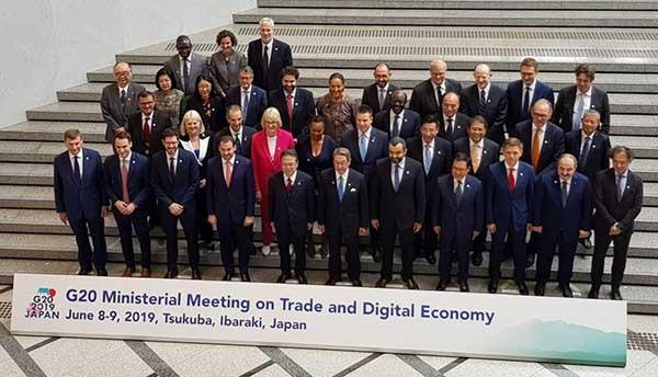 Forum G20 bahas isu pertukaran data