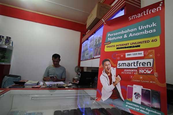 Smartfren teruskan ekspansi ke pulau terluar